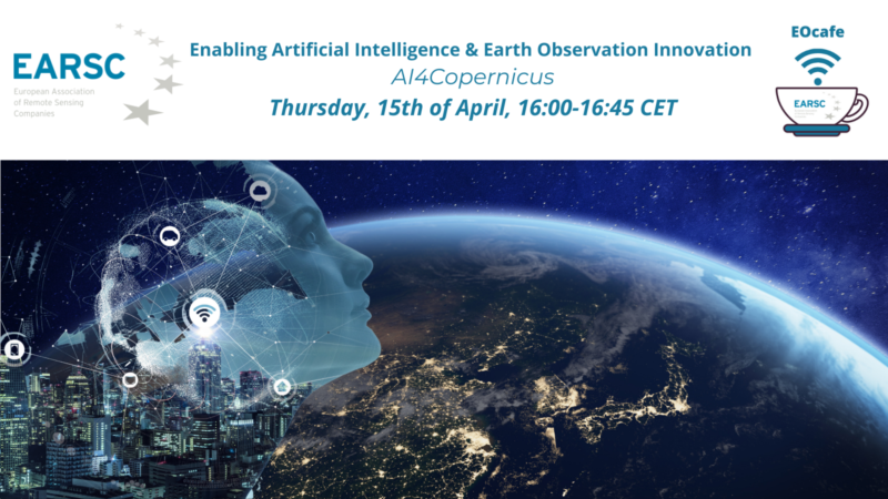 EOcafe: Enabling Artificial Intelligence & Earth Observation Ιnnovation – AI4Copernicus