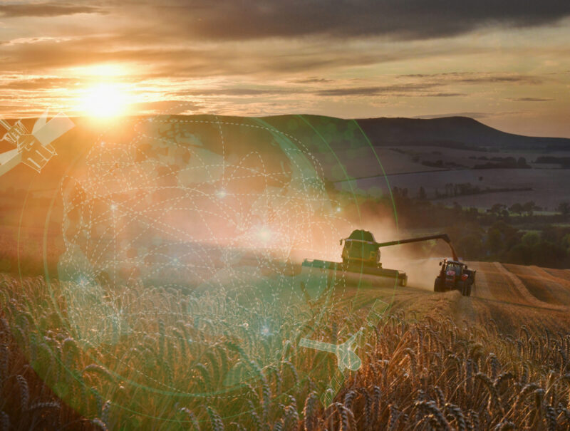 VITO: REMOTE SENSING FOR AGRICULTURE! A HISTORY WITH A BRIGHT FUTURE