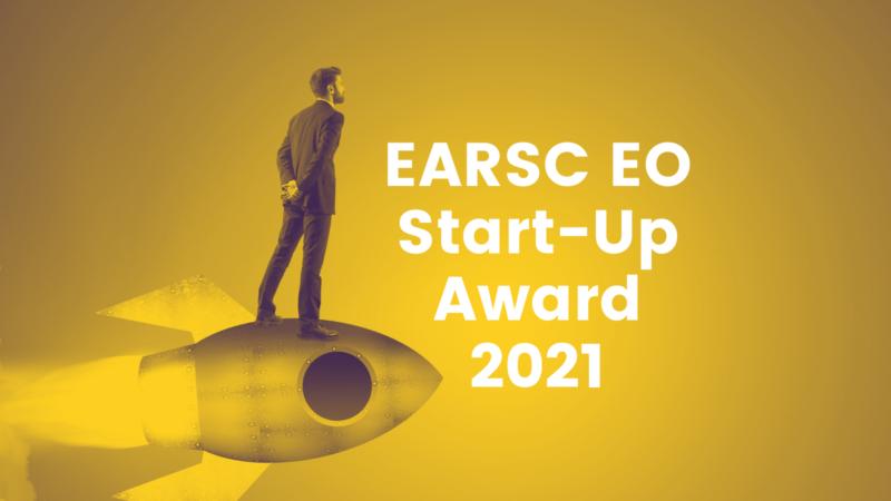 EARSC, European EO Start Up Award 2021