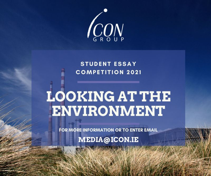 The Icon Group Student Essay Competition 2021 are still open!