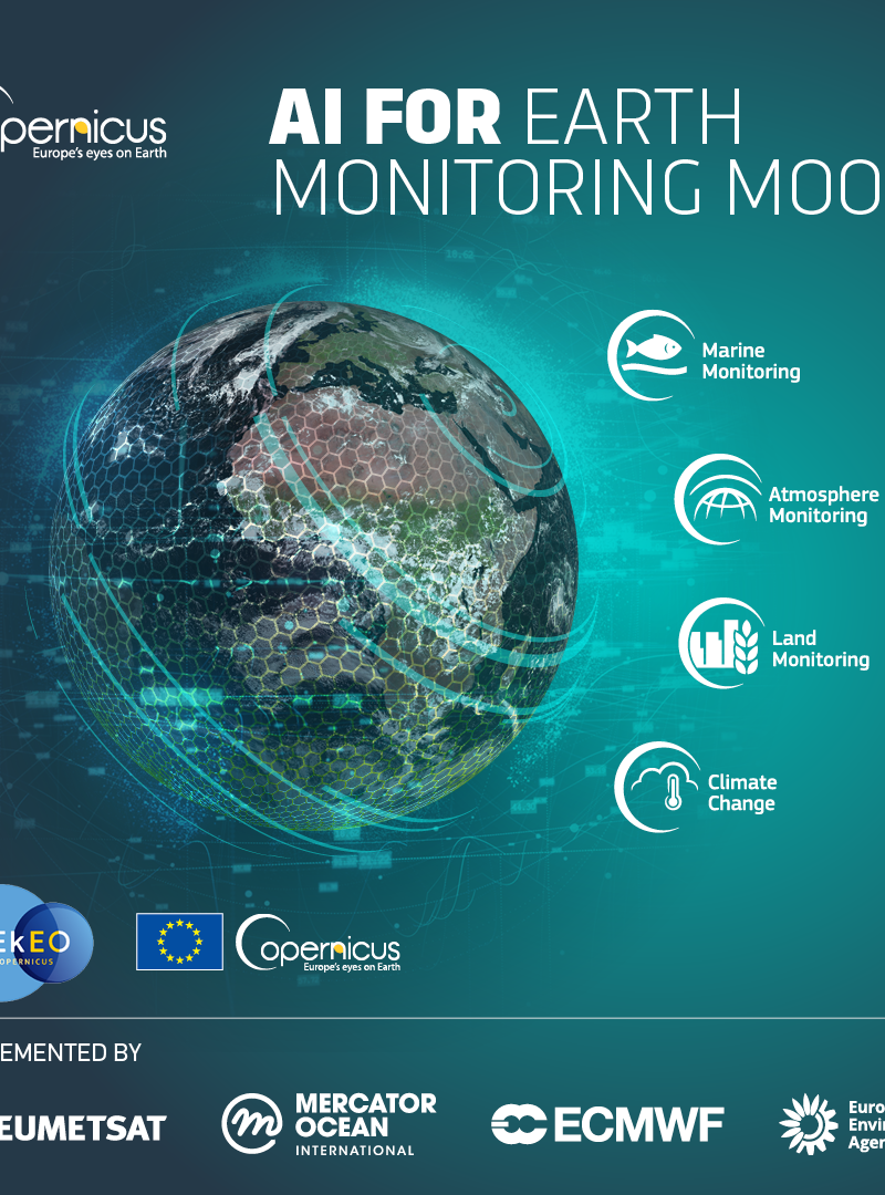 Artificial Intelligence for Earth Monitoring MOOC