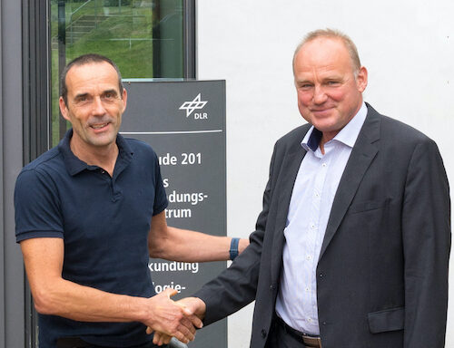 GAF AG: 25 years of successful cooperation between GAF AG, DLR and Antrix