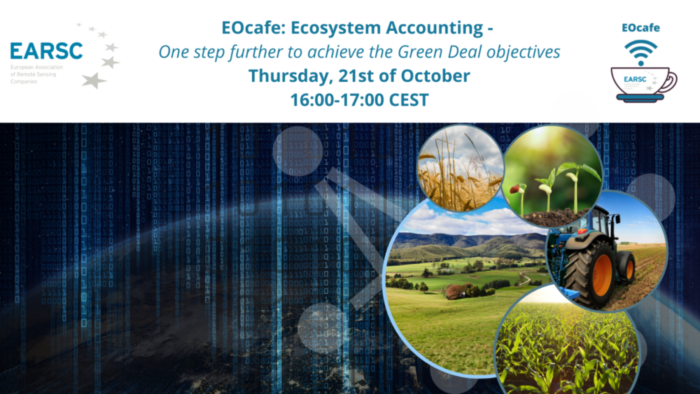EOcafe: Ecosystem Accounting, one step further to achieve the Green Deal objectives